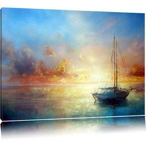 tableau bateau achat vente tableau bateau pas cher cdiscount. Black Bedroom Furniture Sets. Home Design Ideas