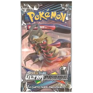 CARTE A COLLECTIONNER Booster Pokemon Soleil et Lune 5 Ultra-Prisme - 10