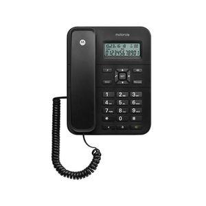 Téléphone fixe Motorola CT202, Téléphone analogique, Combiné fila