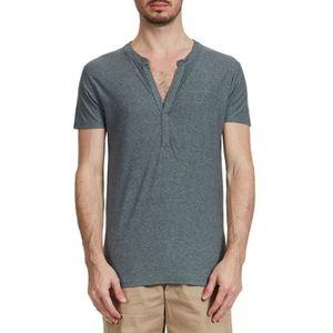 T-SHIRT Tee Shirt Scotch&soda Bleu Homme