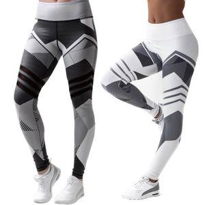 PANTALON DE SPORT 2pcs Pantalon legging Sport Femme pour Yoga Joggin 037e04d8dec