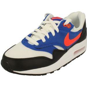 BASKET Nike Air Max 1 BG Junior Trainers Ar1180 Sneakers