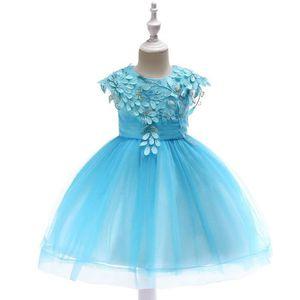 d0c9e168611a0 ROBE Robe de Soirée Fille Enfant de Costume de Princess