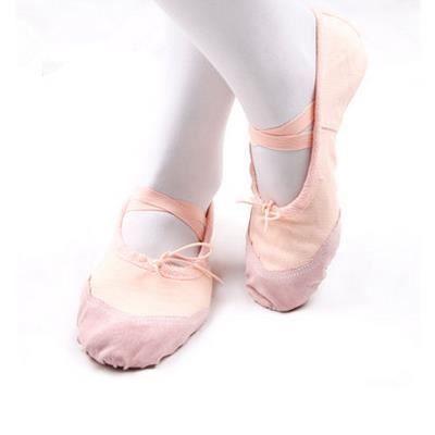 Des Enfants Dansent Chaussures Filles De Danse Ballet Fond Mou Yoga Chaussures,30