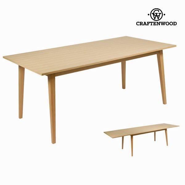 Table Pour Salle Manger Extensible 180x90x75 Cm Avec Rallonge 180x90x75 Cm