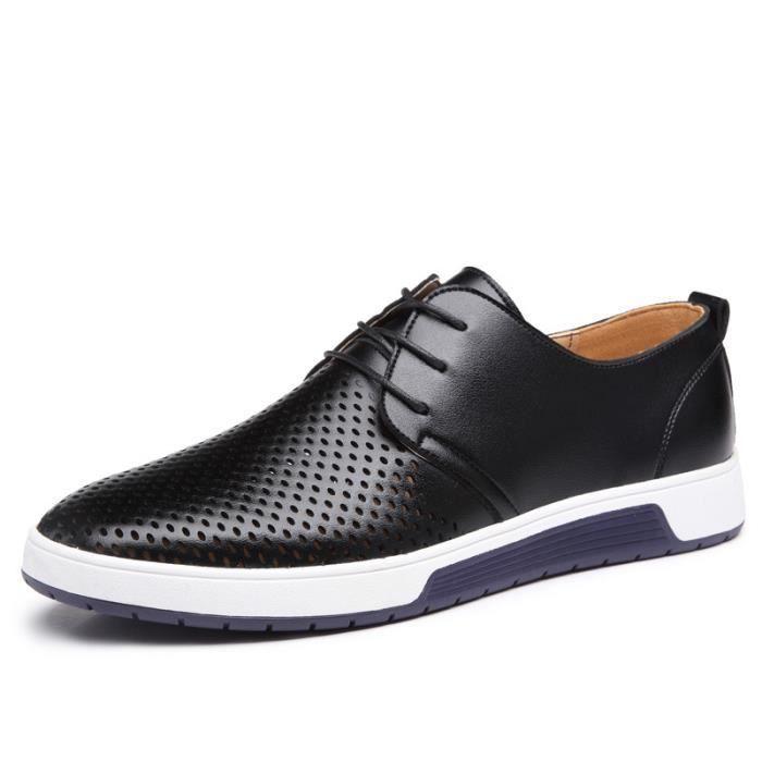 Richelieu Cuir Chaussure Homme M5d3kDot6