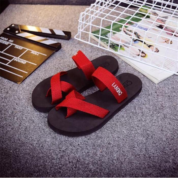 Pantoufle Chaussures pour femmes pantoufles femmes chaussure été chaussure de plage femme pantoufle salle de bain sandals beach P8nO8
