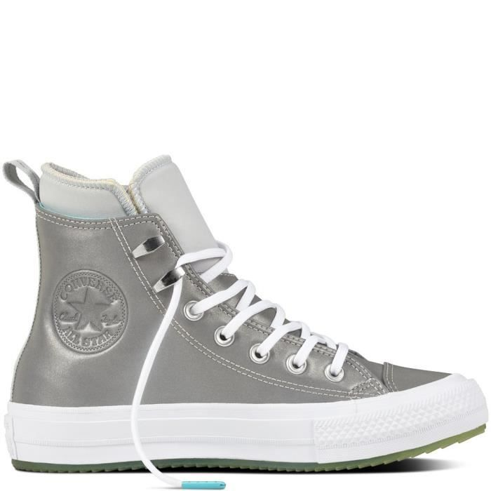 a0aa6add4d8cf Converse Women s Chuck Taylor All Star Skateboarding-shoes 558830 FWG12  Taille-37 1-2 Blanc Blanc - Achat   Vente basket - Cdiscount