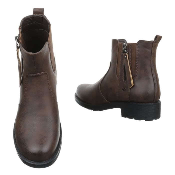 femme bottine chaussure Ankle Boots In regard d'occasion D3kIyV