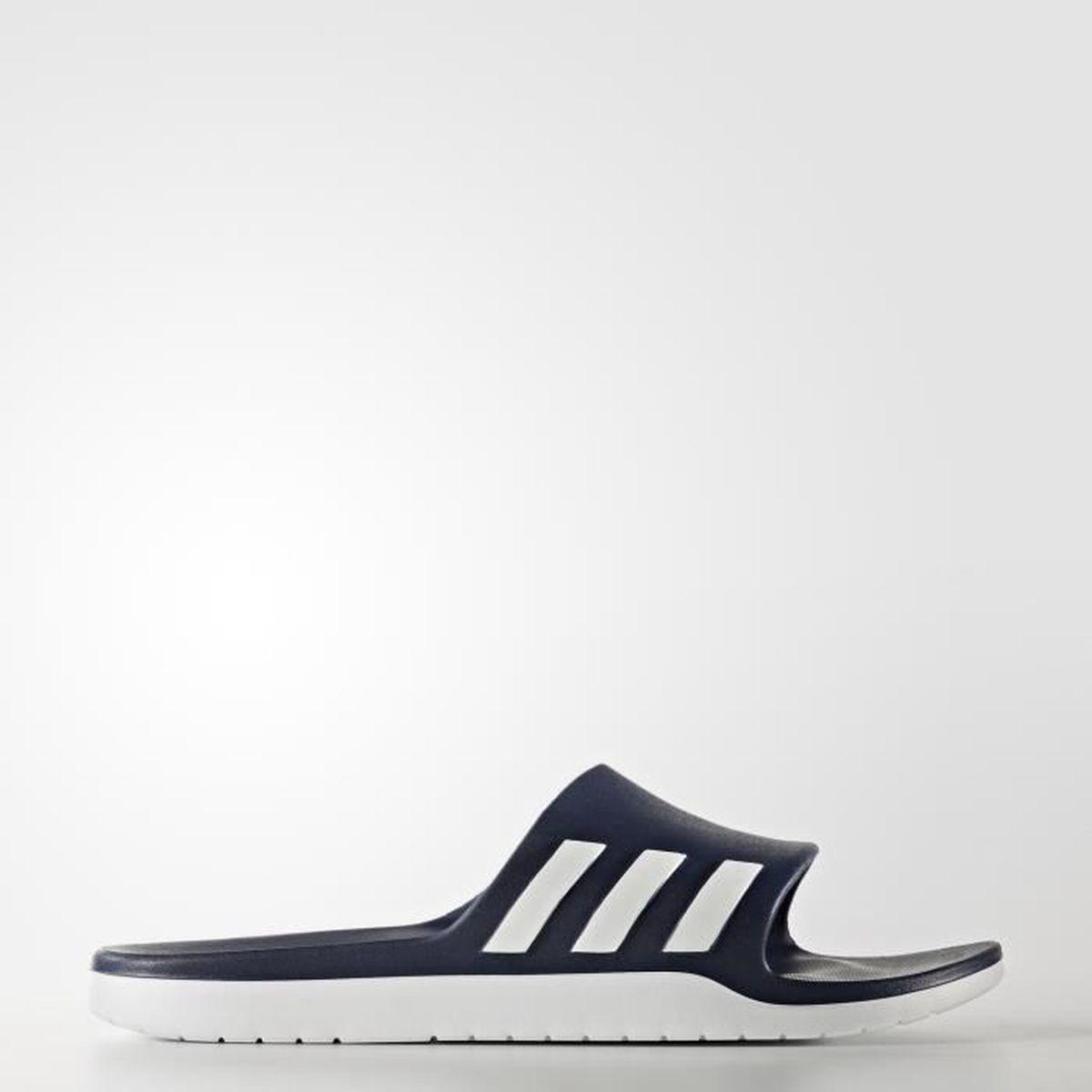 buy online 7d5dc fe1dc BALLON DE WATER-POLO Sandales adidas Aqualette Cloudfoam - bleu marine