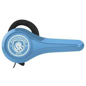 KIT BLUETOOTH TÉLÉPHONE Oreillette gaming MCFC Manchester city pour PS4 -