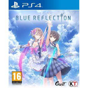 JEU PS4 Blue Reflection Jeux PS4