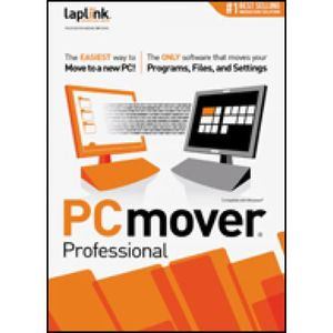 UTILITAIRE À TÉLÉCHARGER Laplink PCmover Professional-(PC en Téléchargement