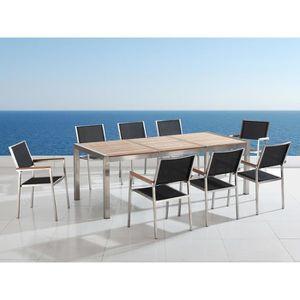 Tables et chaises de jardin - Achat / Vente pas cher - Cdiscount ...