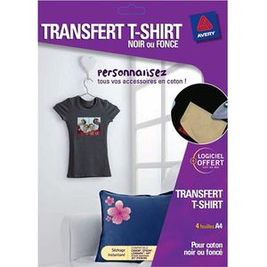 papier transfert pour textiles prix pas cher cdiscount. Black Bedroom Furniture Sets. Home Design Ideas