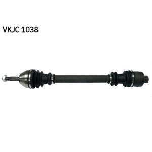 CARDAN SKF Kit Transmission cardan VKJC 1038