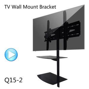 ETAGÈRE MURALE Support TV Murale Durable Pour TV Écran 32- 65inch