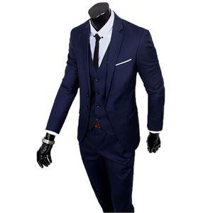 Vente Vente Bleu Homme Costume Costume Costume Achat Cher Marine Pas OIRqqW5wn