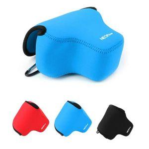 COQUE - HOUSSE - ÉTUI pour Canon powershot SX60 HS SX50 portable pouch h