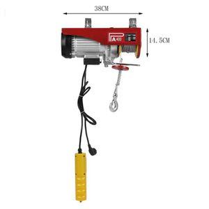 TREUIL - PALAN palan électrique 200-400KG - 33.5 * 12.5 * 12.5CM