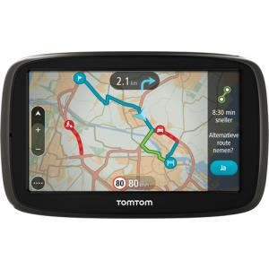 carte europe occidentale tomtom