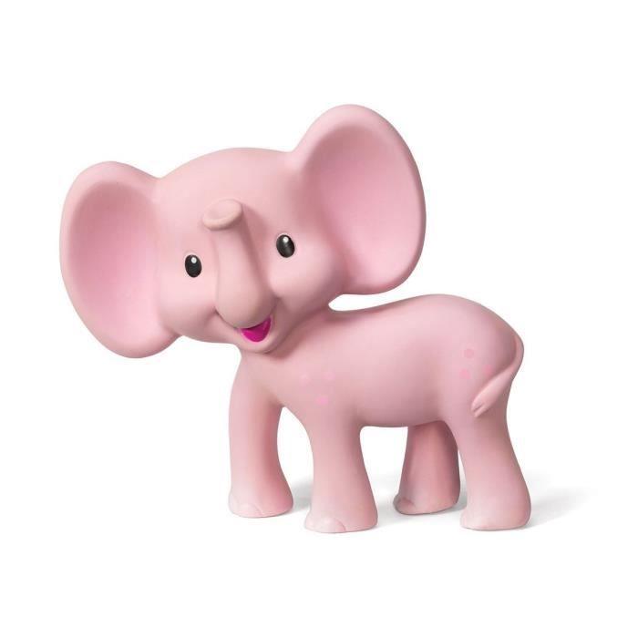 INFANTINO Anneau de dentition apaisant L'elephant rose