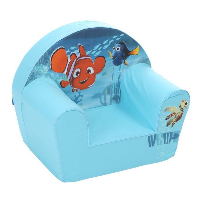 Disney fauteuil club nemo achat vente fauteuil canap b b 5413538200654 cdiscount - Fauteuil club minnie de disney ...