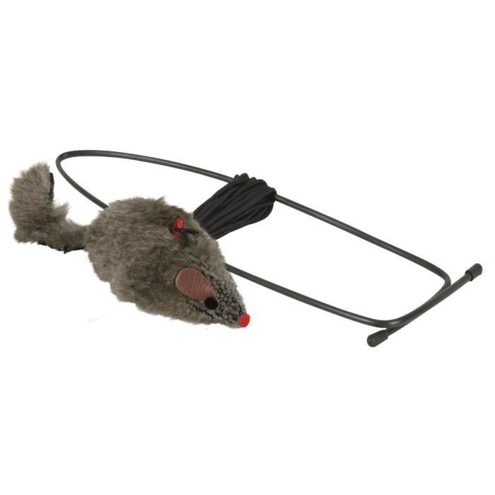 TRIXIE Souris pour cadre de porte 8cm - Pour chat