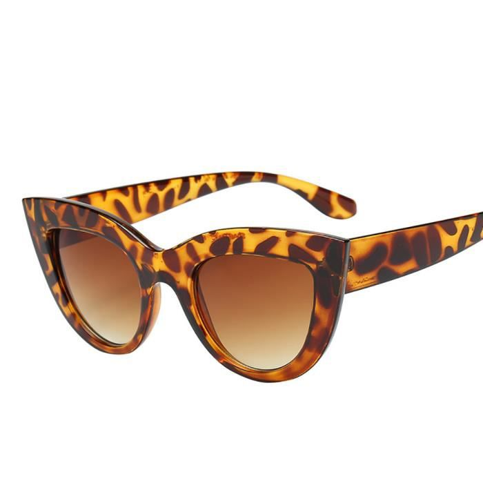 Deuxsuns®Femmes Vintage Cat Eye Lunettes de soleil Retro Eyewear Fashion Ladies@zf148