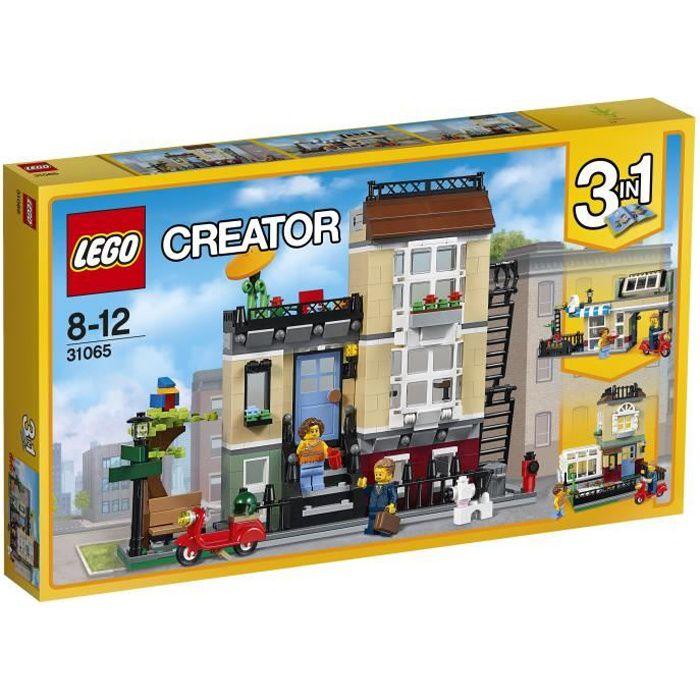 Maison Ville Creator 31065 Lego® La De kiXuwOPZTl