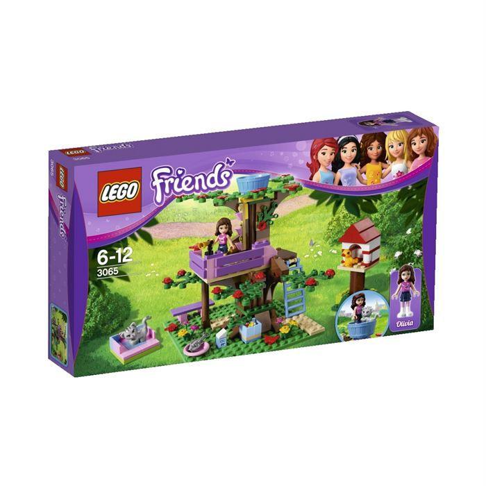 Cabane Dans Friends L'arbre Lego La RLAjq345