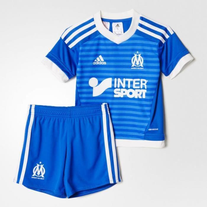 Maillot Extérieur Olympique de Marseille gilet