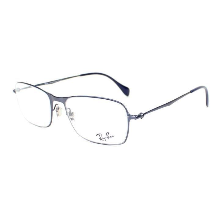 Lunettes de vue Ray Ban RX6253 -2755 Bleu - gun - Achat   Vente ... d169994d5df1