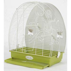 cage pour canaris achat vente cage pour canaris pas cher cdiscount. Black Bedroom Furniture Sets. Home Design Ideas