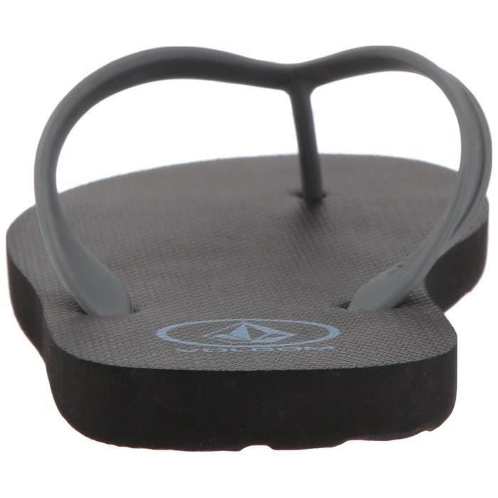 Volcom Rocker 2 flip flop solide Sandal UES0R Taille-38 hpiaOSK