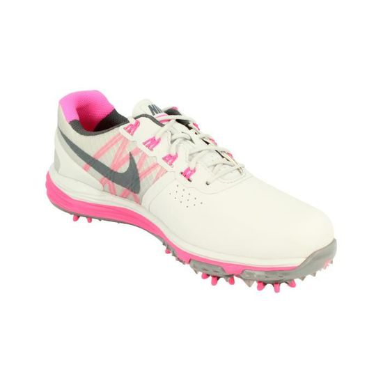sports shoes d5175 4fb0c Nike Femmes Lunar Control Golf Chaussures 704676 Sneakers Trainers 001.  Rose Rose - Achat / Vente basket - Cdiscount