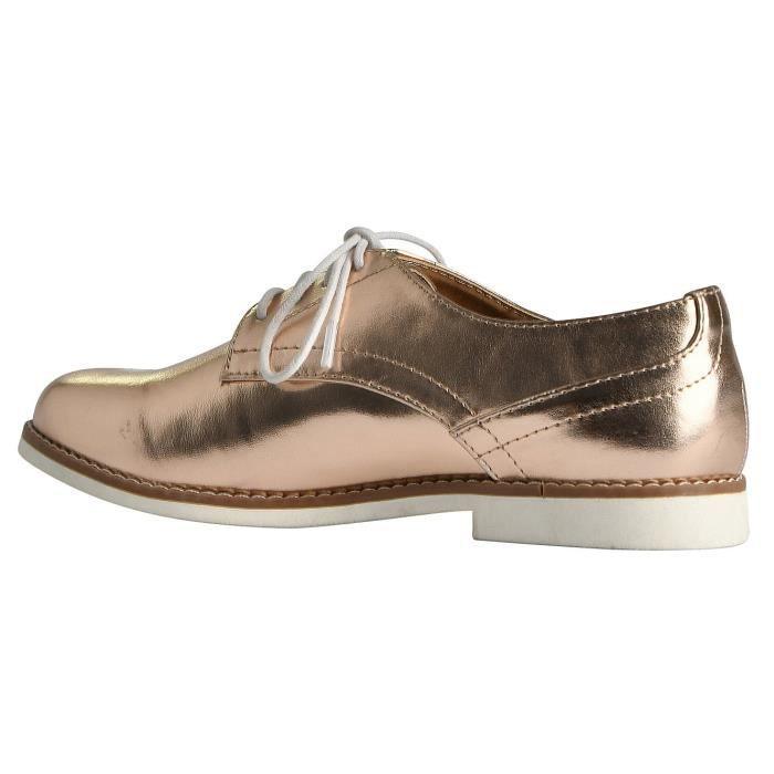 Oxford Flats en cuir décontractée Mode homme Mocassins en cuir pour homme,gris,44,6606_6606