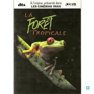 DVD DOCUMENTAIRE DVD Foret tropicale