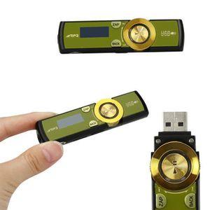 LECTEUR MP3 Écran LCD USB Support 8Go Flash TF Lecteur MP3 Mus