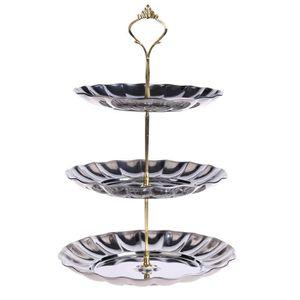 ASSIETTE Assiette à Gâteaux à 3 Etages Plateau/Plaque/Prése