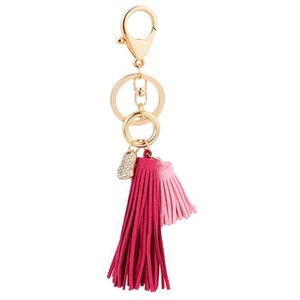 porte cls accessoire de cl en pu rose porte cls style indi