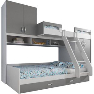 lit superpose combine enfant achat vente pas cher. Black Bedroom Furniture Sets. Home Design Ideas