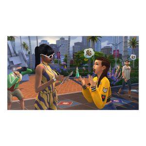 JEU PC The Sims 4 Get Famous DLC Win Code dans la boîte