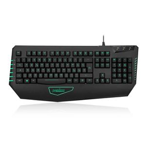 CLAVIER D'ORDINATEUR Perixx PX-1800 Clavier Gamer - Anti-Ghosting 19 To
