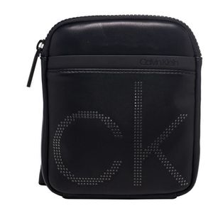 SACOCHE Sac Messenger Homme Calvin Klein K50K504353 - Noir