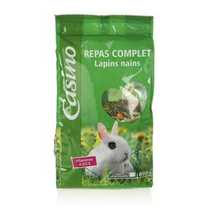 GRAINES Graines lapins nains complet - 800g