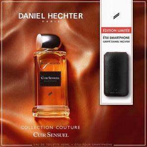 COFFRET CADEAU PARFUM DANIEL HECHTER Coffret Parfum Cuir Sensuel avec Et