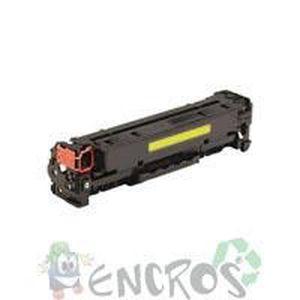 TONER LASER- HP CC532A - Canon 718- Toner compatible equ