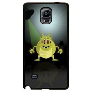 COQUE - BUMPER Coque pour Samsung Galaxy Note 4 (N910) - Space In