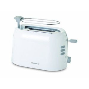 GRILLE-PAIN - TOASTER KENWOOD TTP220 Grille-pain - 2 fentes - Blanc et g